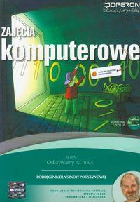 Zajęcia komputerowe 4-6 podręcznik z płytą CD