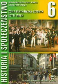 Historia i Społeczeństwo 6 zeszyt ćwiczeń