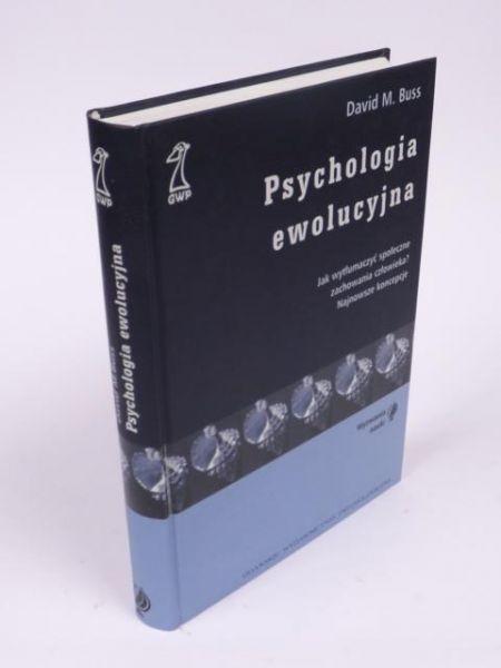 Buss David M. - Psychologia ewolucyjna