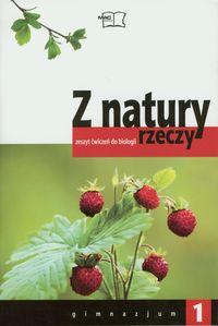 Jancarz-Łanczkowska Beata - Z natury rzeczy 1. Zeszyt ćwiczeń