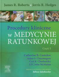 Roberts ,   - Procedury kliniczne w medycynie ratunkowej Część 1