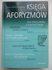 Włodzmerz - Ksęga aforyzmów