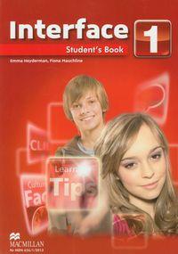 Interface 1 Student's Book z płytą CD