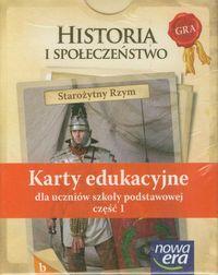 Historia i społeczeństwo. Karty edukacyjne, część 1