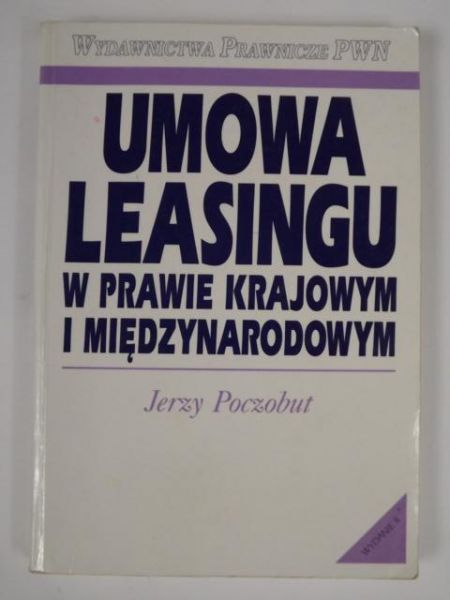 POCZOBUT UMOWA LEASINGU PDF DOWNLOAD