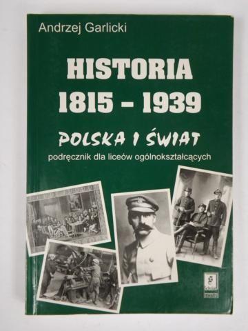 Historia 1815-2004