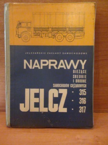 Naprawy bieżące,średnie i drobne samochodów ciężarowych Jelcz 315-316-317