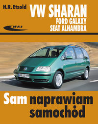 Volkswagen Sharan Ford Galaxy Seat Alhambra