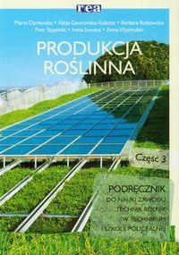 Produkcja roślinna część 3 Podręcznik