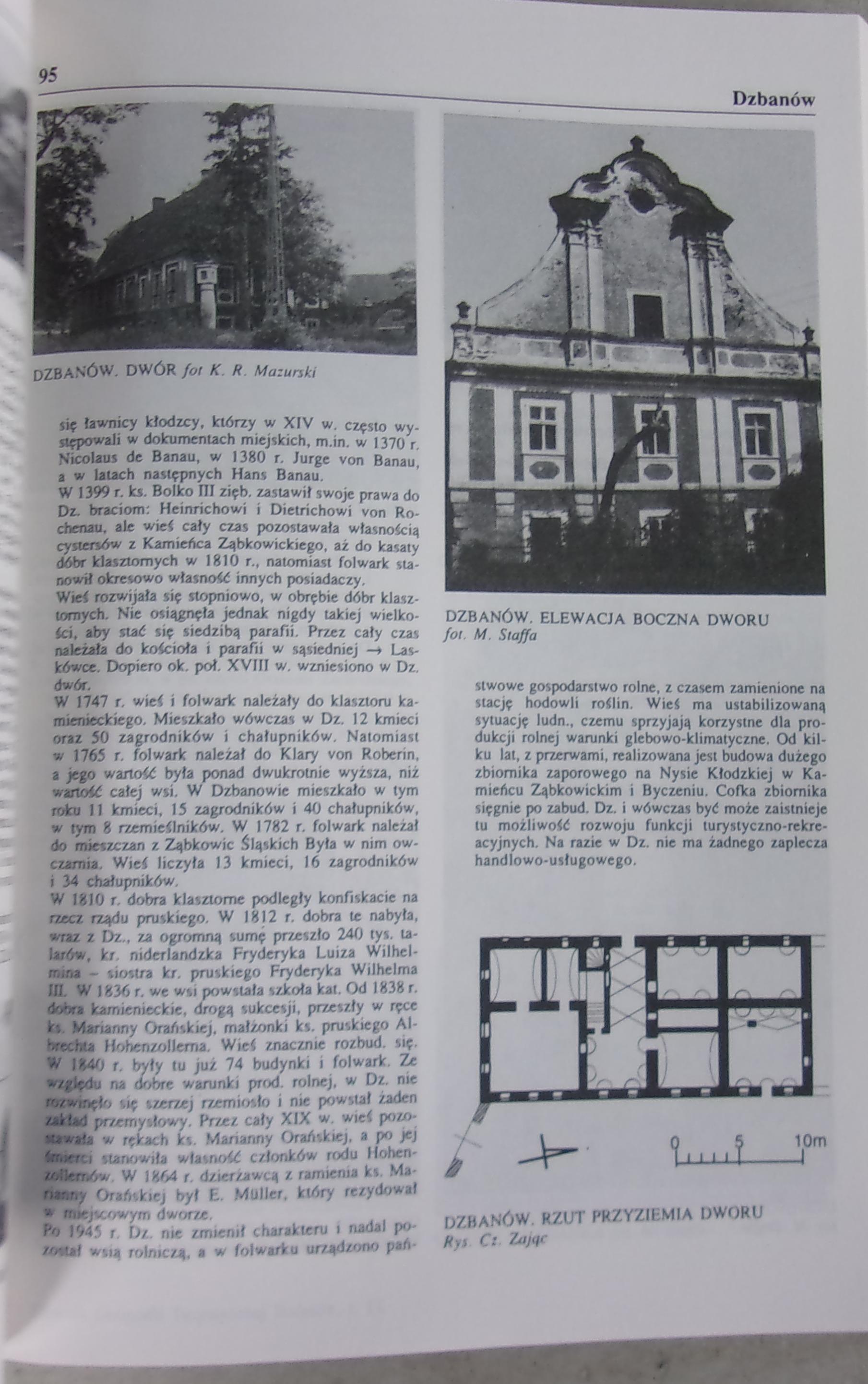 Slownik Geografii Turystycznej Sudetow N12 Gory Bardzkie Marek