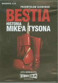 Bestia Historia Mike'a Tysona, Audiobook