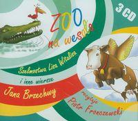 Zoo na wesoło, Szelmostwa Lisa Witalisa i inne wiersze a Brzechwy, Audiobook