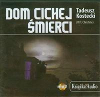 Dom cichej śmierci Książka Audio CD mp3