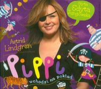 Pippi wchodzi na pokład, Audiobook