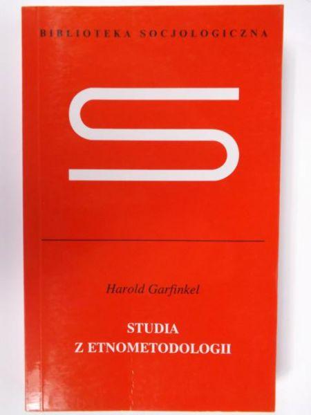 Studia z etnometodologii, BS