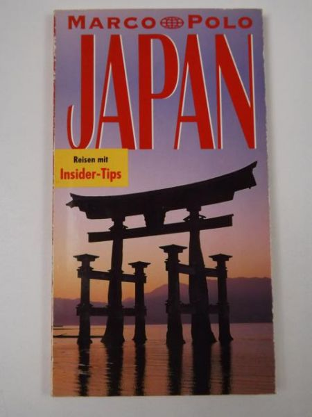 Japan. Marco Polo. Reisen mit InsiderTips