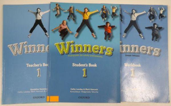 Winners Plus 1: Teacher's Book, Student's Book, Workbook