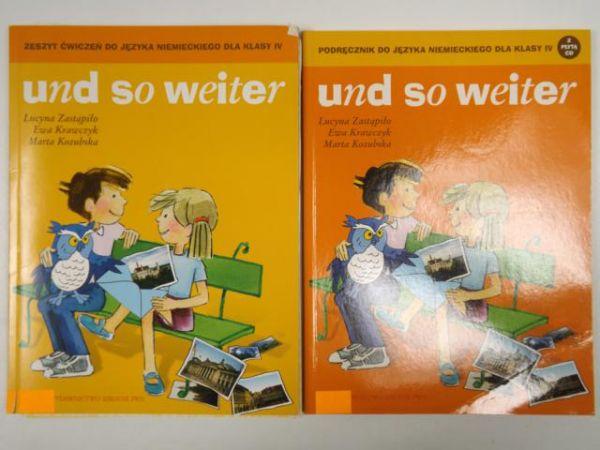 Krawczyk Ewa - Und so Weiter 4