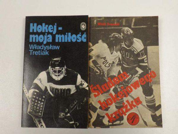 Domański,  - Śladem hokejowego krążka / Hokej-moja miłość