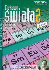 Ciekawi świata 2 Chemia Podręcznik Zakres rozszerzony