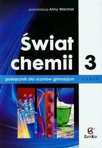 Świat chemii Podręcznik Część 3