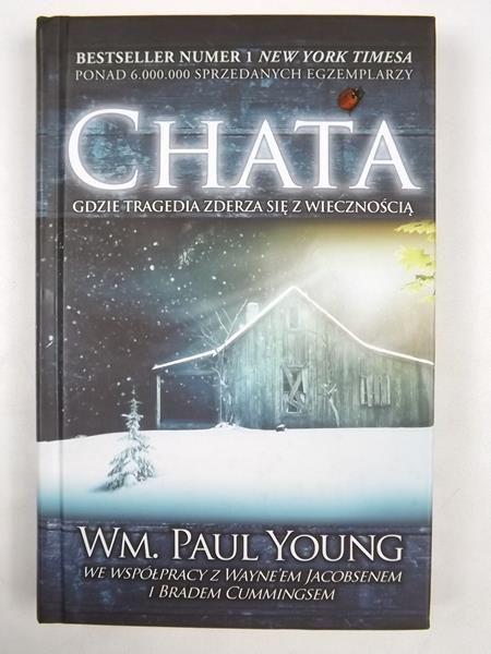 Znalezione obrazy dla zapytania William P. Young Chata