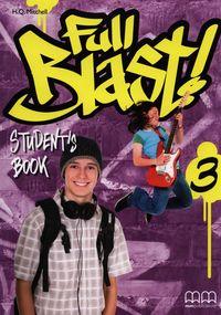 Mitchell H.Q. - Full Blast 3 Student's Book Gimnazjum