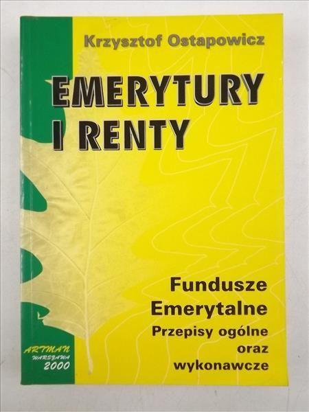 Emerytury i renty