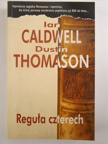 Caldwell, Thomason - Reguła czterech