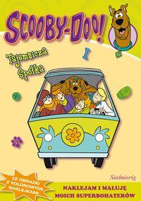 Scooby-Doo! Tajemnicza spółka - naklejam i maluję
