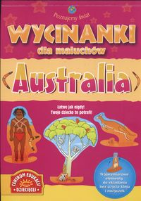 Wycinanki dla maluchów Poznajemy świat Australia