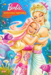 Barbie i podwodna tajemnica Kolorowanka