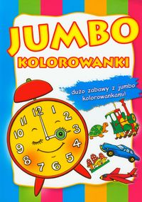 Jumbo Kolorowanki