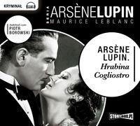Hrabina Cagliostro Audiobook