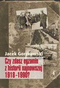 Czy zdasz egzamin z historii najnowszej 1918-1990?, Stentor