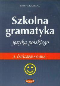 Szkolna gramatyka języka polskiego z ćwiczeniami, Printex