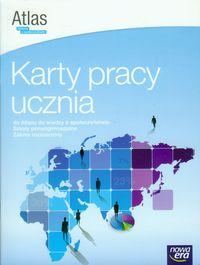 Wiedza o społeczeństwie. Atlas. Karty pracy ucznia. Zakres rozszerzony, Nowa Era