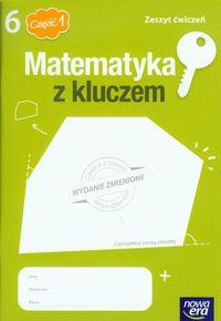 Matematyka z kluczem 6 Zeszyt ćwiczeń Część 1