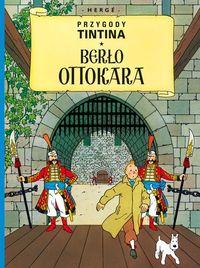 Berło Ottokara przygody Tintina tom 8