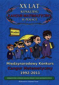 XX lat konkursu Kangur Matematyczny w Polsce