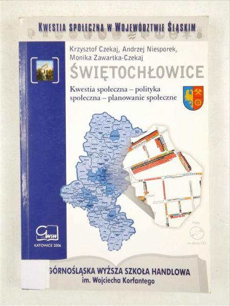 Czekaj K., Niesporek A.,   - Świętochłowice + CD