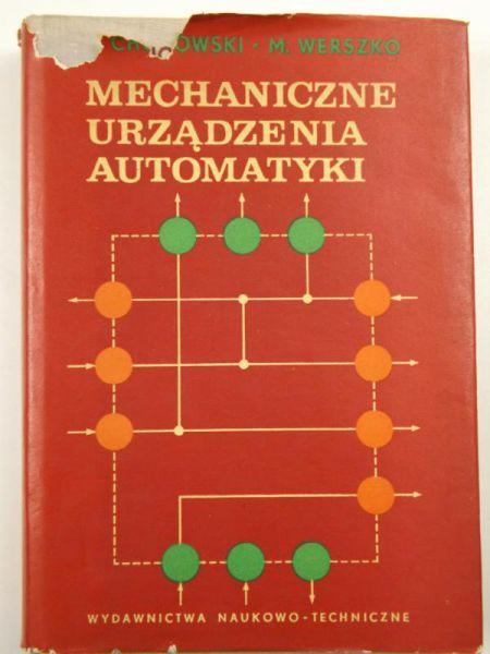 Mechaniczne urządzenia automatyki
