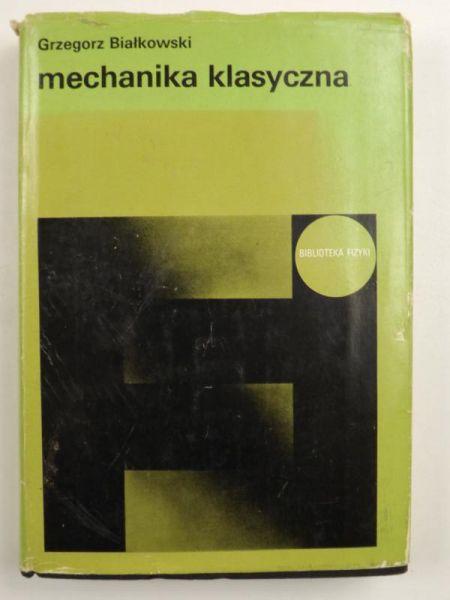 Grzegorz - Mechanika klasyczna, tom 2