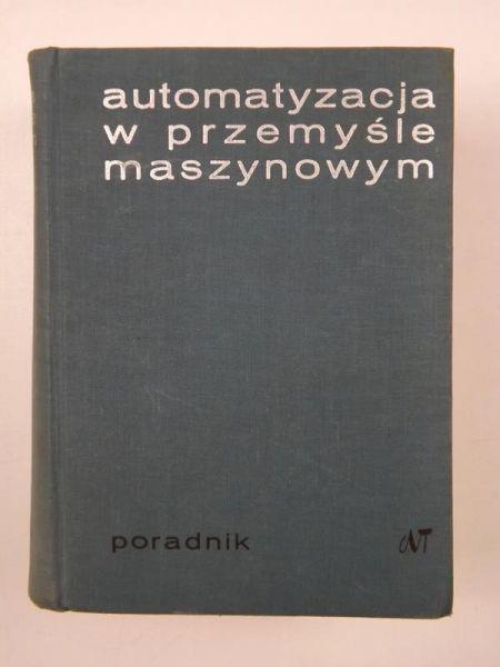 Automatyzacja w przemyśle maszynowym