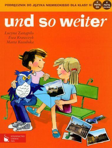 Krawczyk Ewa - Und so Weiter 4 Podręcznik + CD
