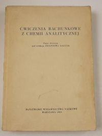 Galus Zbigniew(red.) - Ćwiczenia rachunkowe z chemii analitycznej