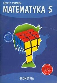 Dobrowolska Małgorzata, Mysior Adam, Zarzycki Piotr - Matematyka 5 Geometria Zeszyt ćwiczeń