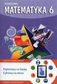 Jucewicz Marta - Matematyka 6. Podręcznik + multipodręcznik, GWO