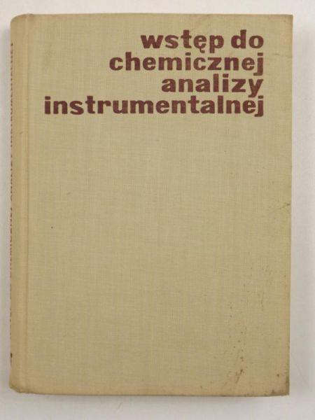 Wstęp do chemicznej analizy instrumentalnej
