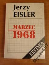 MARZEC 1968 Geneza przebieg konsekwencje